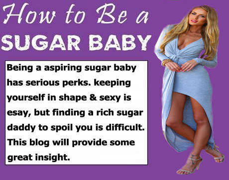 how to be a sugar baby